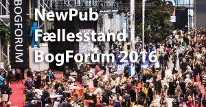Bogforum afholdes i denne weekend i Bella Center i København. (Foto: Simon Læssøe/Scanpix 2014)