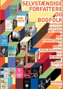 NewPubs Bogforum katalog-magasin 2018-forside
